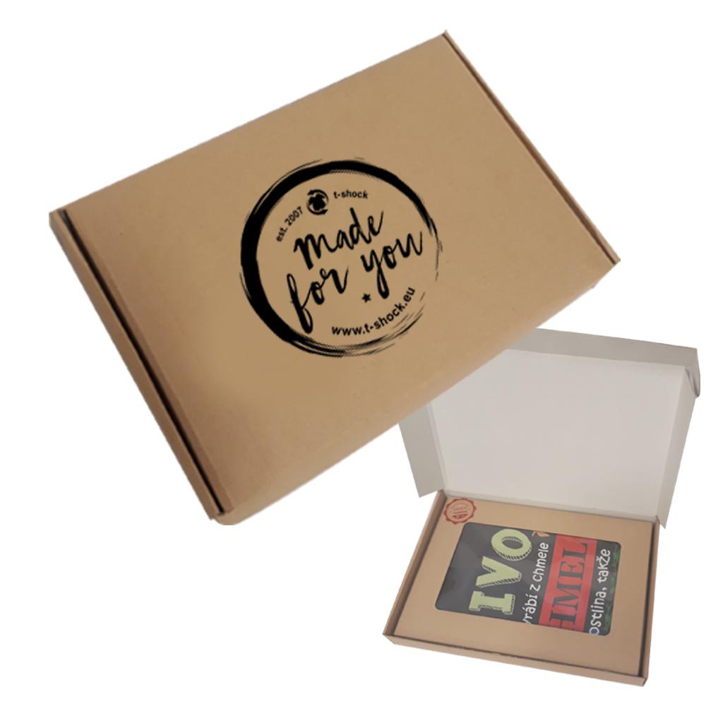 Venujte originálny darček v štýlovom balení!